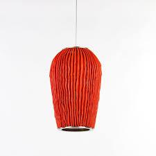 lampara-colgante-galaxea-arturo-alvarez-iluminacion-tienda-mled-rojo